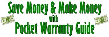 Save Money with Pocket Warranty Guide